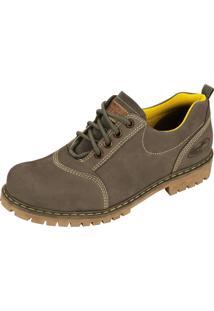 Sapato Beeton Walker403N Pedra