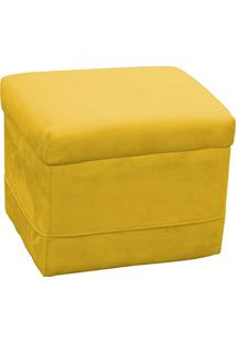 Puff Carinho - Matrix - Light Amarelo