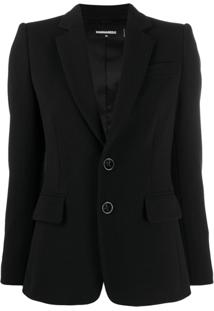 Dsquared2 Tailored Blazer Jacket - Neutro