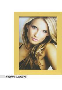 Porta Retratos Insta- Amarelo- Tamanho Da Foto: 10X1Kapos