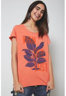 Camiseta Oh,Boy! Nascente Feminina - Feminino