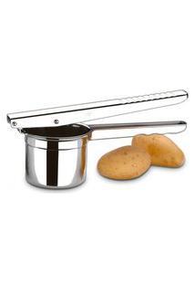 Amassador Brinox De Batatas E Legumes Descomplica Prata