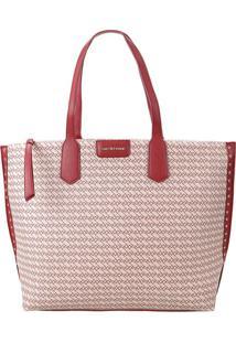 Bolsa Shopping Bag Ana Hickmann Vinho