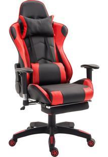 Cadeira Gamer T One Preta E Vermelha