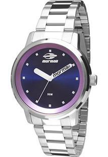 Relógio Mormaii Analógico Mo2035Dg-3G Feminino - Feminino