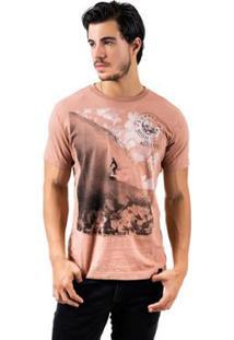 Camiseta Aes 1975 High Wave Masculina - Masculino