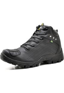 Bota Adventure Eco Canyon West Canyon Preto