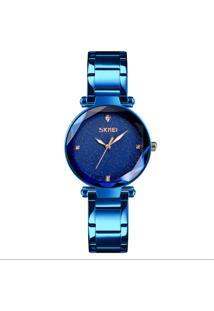 Relógio Skmei Analógico 9180 - Azul