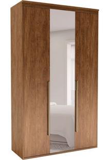Guarda-Roupa Solteiro Com Espelho Originale 3 Pt 3 Gv Álamo
