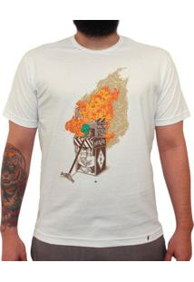 Ready To Start - Camiseta Clássica Masculina