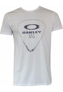 Camiseta Friedpick Tee White Oakley - Masculino