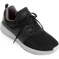 f4c99c5bbe Tênis Dc Shoes Heathrow Masculino - Masculino-Preto+Cinza