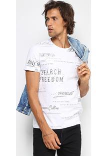 Camiseta Kohmar Full Print Freedom Estampada Masculina - Masculino