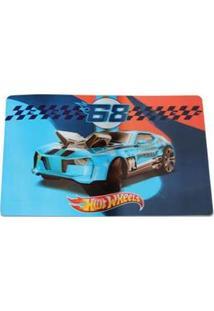 Jogo Americano Hot Wheels 1702 Azul - 1 Peça