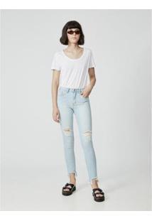 Calça Jeans Amapô Rocker Martha Feminina - Feminino