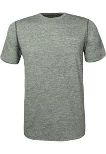 Camiseta Columbia Masculina Deschutes Runner - Masculino-Musgo