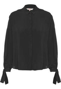 Camisa Terri Levi'S Women'S - Preto
