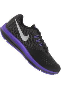 Centauro. Tênis Nike Zoom Winflo 4 - Feminino ... a684cdc088a7d