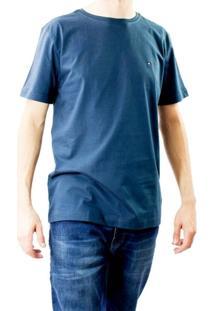 Camiseta Masculina Gola Redonda Tommy Hilfiger - Masculino
