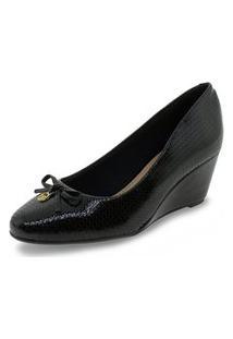 Sapato Feminino Anabela Beira Rio - 4791413