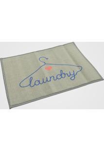 Tapete Kapazi Clean Kasa Laundry Cabide 50Cm
