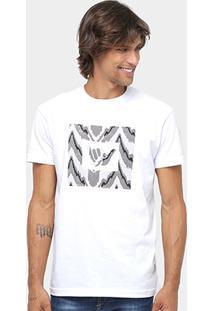Camiseta Hang Loose Silk Etnic Masculina - Masculino