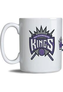 Caneca Nba Sacramento Kings - Unissex