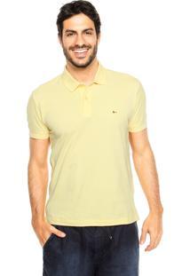 Camisa Polo Aramis Amarela