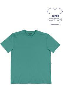 Camiseta Básica Masculina Super Cotton