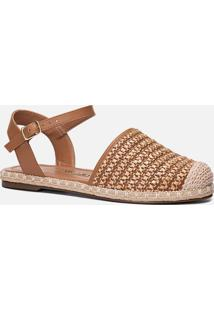 Sandália Feminino Milano Light Tan 10922