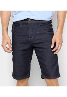 Bermuda Jeans Biotipo Masculina - Masculino