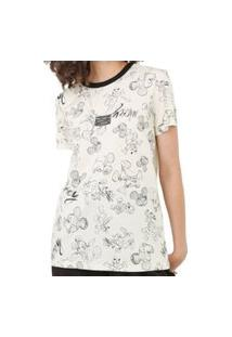 Camiseta Estampada The Friends Colcci 034.57.00289
