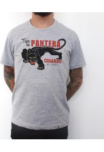 Tapa Na Pantera - Camiseta Clássica Masculina