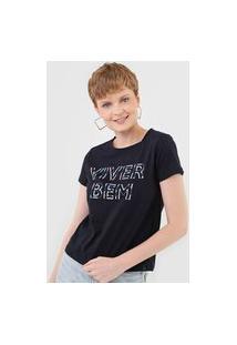 Camiseta Cantão Cad Preta