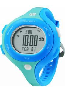 Relógio Soleus Chicked Azul Claro/Azul