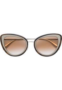 dde838669e22c R  2814,00. Farfetch Alexander Mcqueen Eyewear Óculos De Sol ...