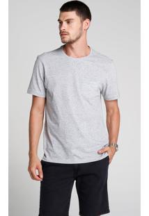 Camiseta Botoné Bolso