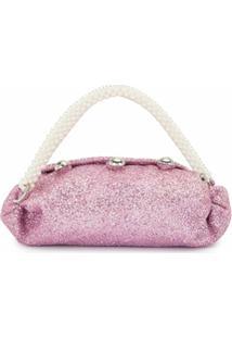 0711 Bolsa De Mão Nino Pequena - Rosa