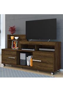 Rack Para Tv 2 Portas Gaspar 387024 Savana - Madetec