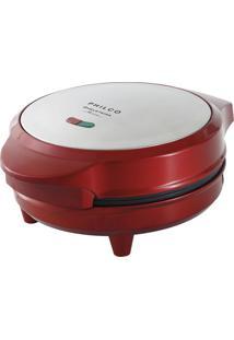Omeleteira Philco Retrô Vermelha Pom01 220V