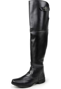 Bota Over The Knee Luma Ventura Linha Standard 002 Preto