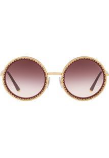 Óculos De Sol Degrade Vinho feminino   Shoelover 3267cb256f
