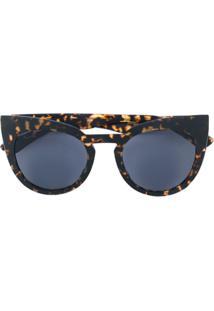 Óculos De Sol Marrom Tom Escuro feminino   Shoelover b500954cbe