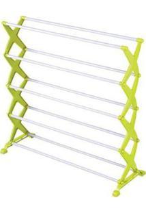 Sapateira Ajustável 7 Andares - Unissex-Verde