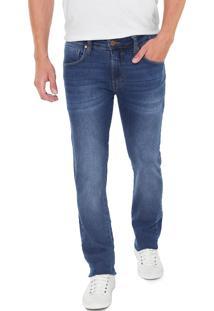 Calça Jeans Colcci Slim Rodrigo Azul