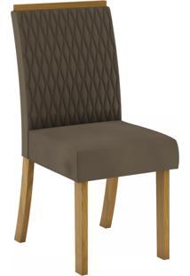 Cadeiras Para Cozinha Vega Nature/Bege - Henn