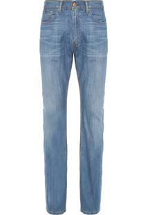 Calça Masculina 505 Regular Fit - Azul