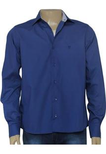 Camisa Masc Individual 302.02446.001 Azul