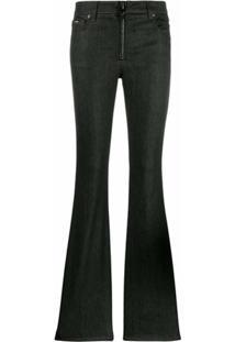 Tom Ford Calça Jeans Flare - Preto