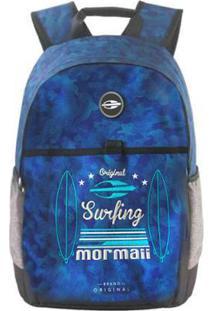 43d3c2a6560 ... Mochila Mormaii Surfing Too - Masculino-Azul